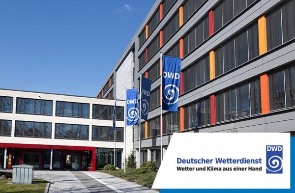 Deutscher Wetterdienst Karlsruhe