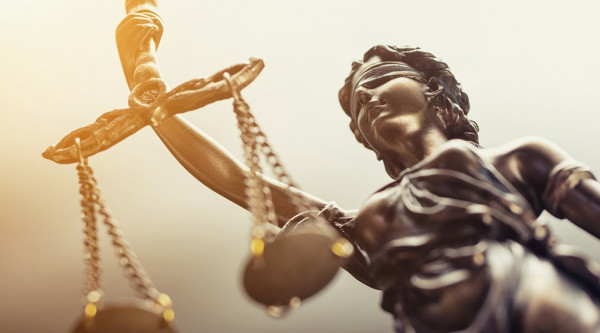 Gesetz Recht Justiz The Statue of Justice symbol legal law concept image